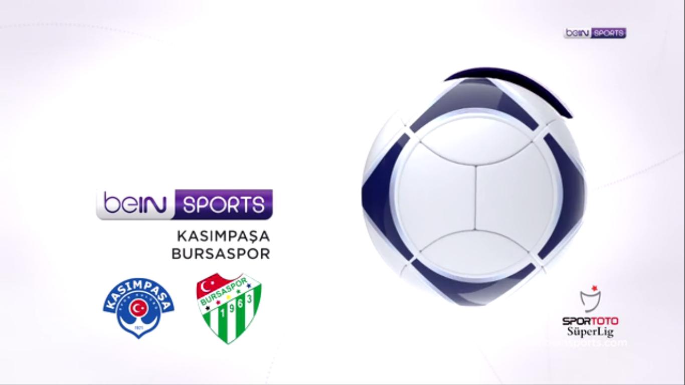 19-04-2019 - Kasimpasa 1-1 Bursaspor
