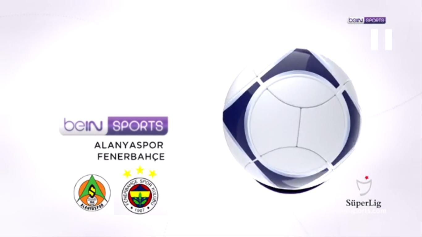 16-09-2019 - Alanyaspor 3-1 Fenerbahce