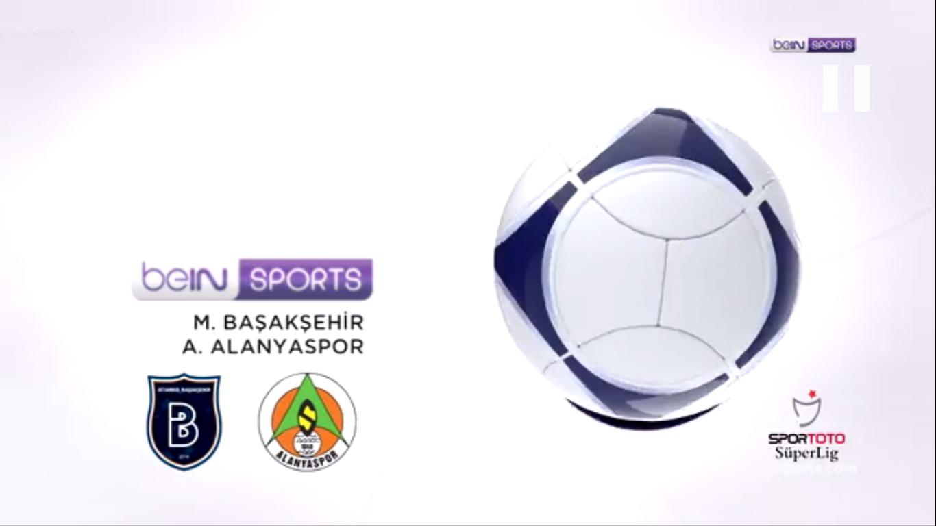 24-05-2019 - Istanbul Basaksehir 1-1 Alanyaspor