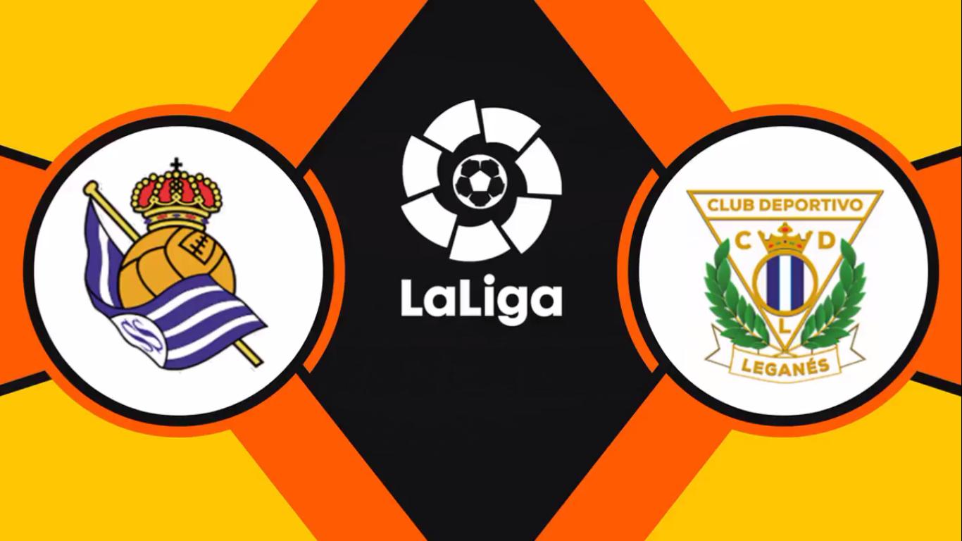 08-11-2019 - Real Sociedad 1-1 Leganes