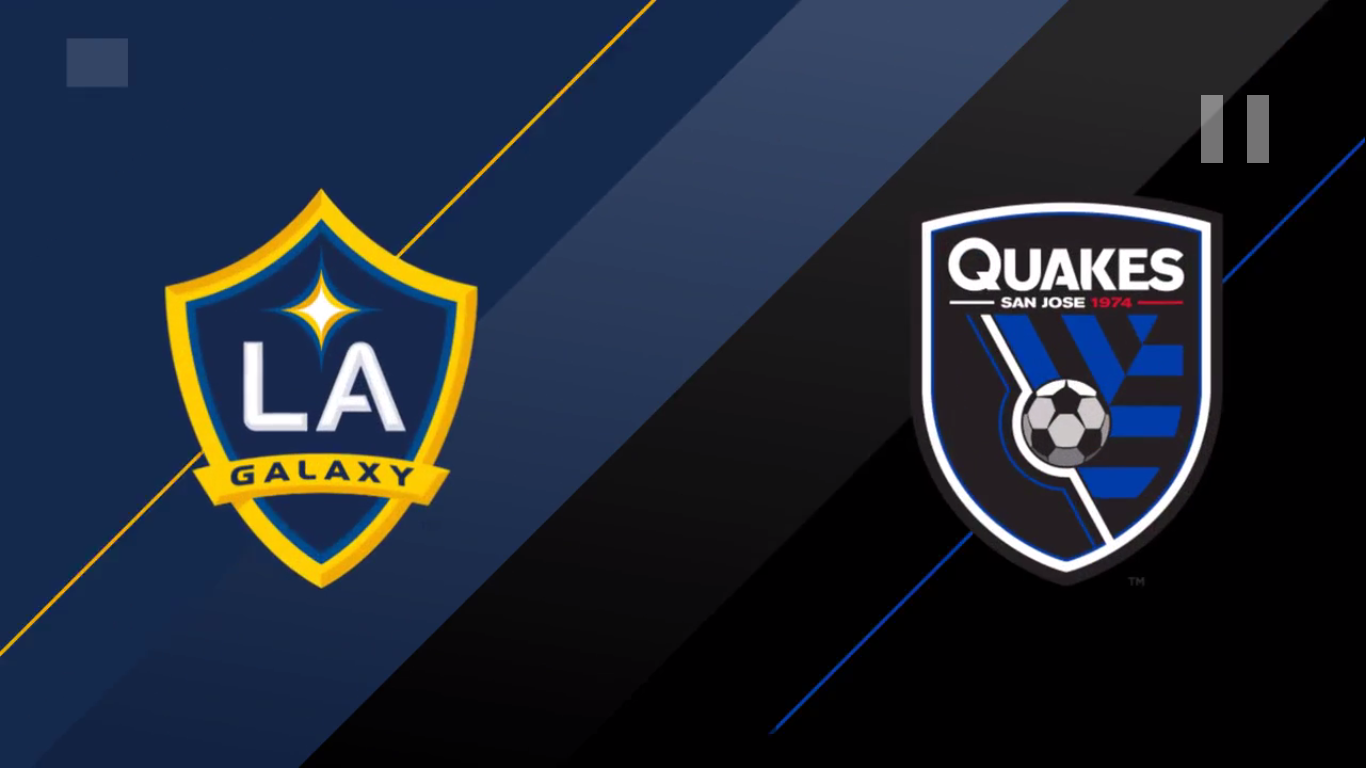13-07-2019 - Los Angeles Galaxy 1-3 San Jose Earthquakes