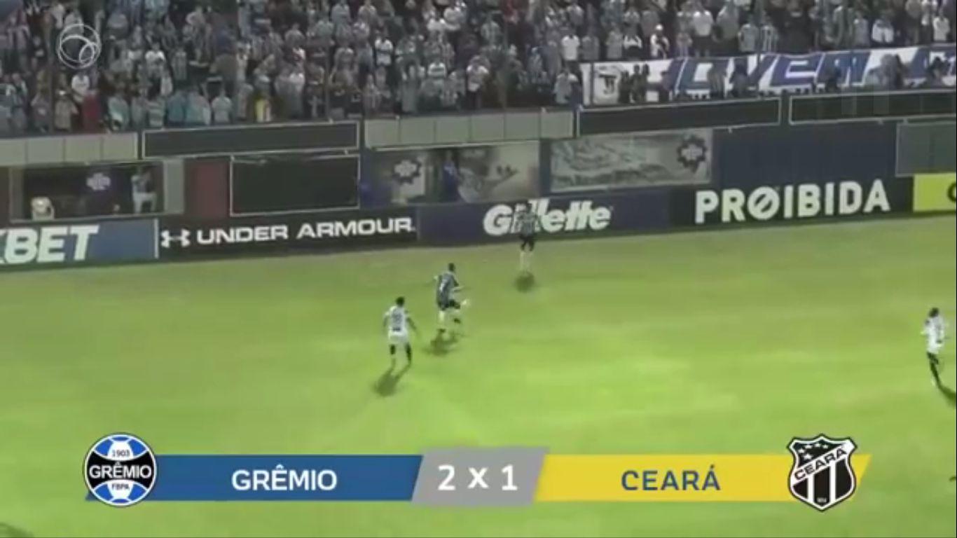 11-10-2019 - Gremio 2-1 Ceara