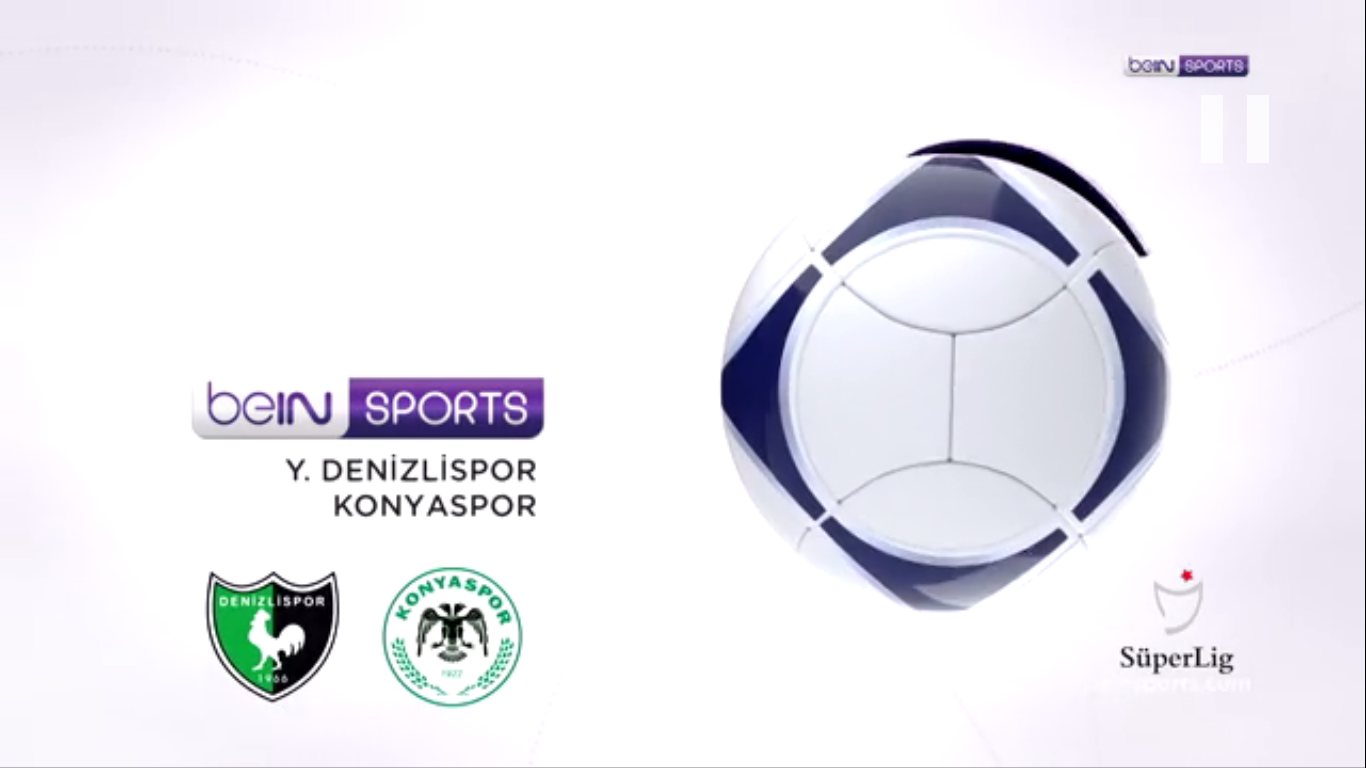 15-09-2019 - Denizlispor 0-1 Konyaspor