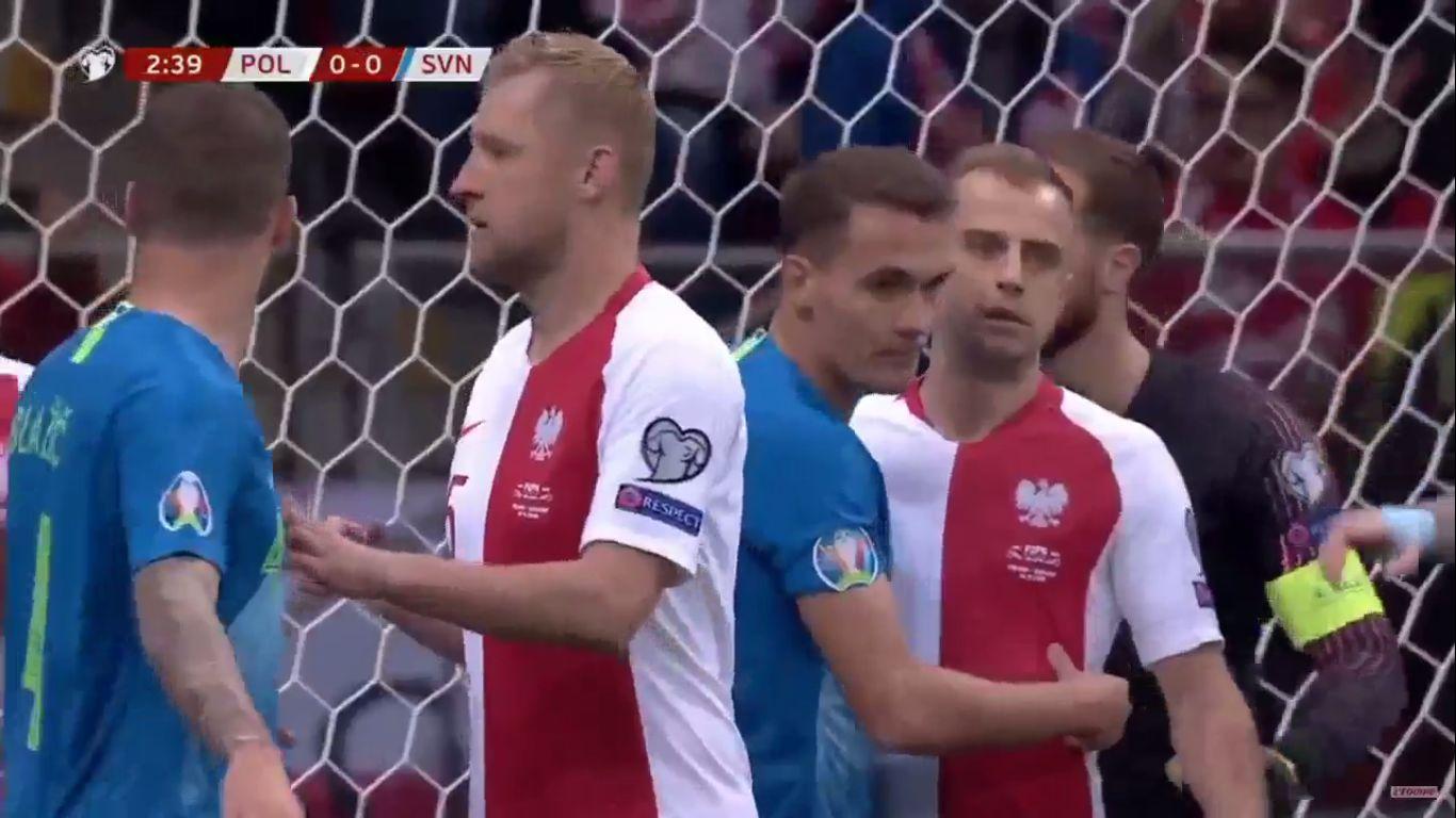 19-11-2019 - Poland 3-2 Slovenia (EURO QUALIF.)