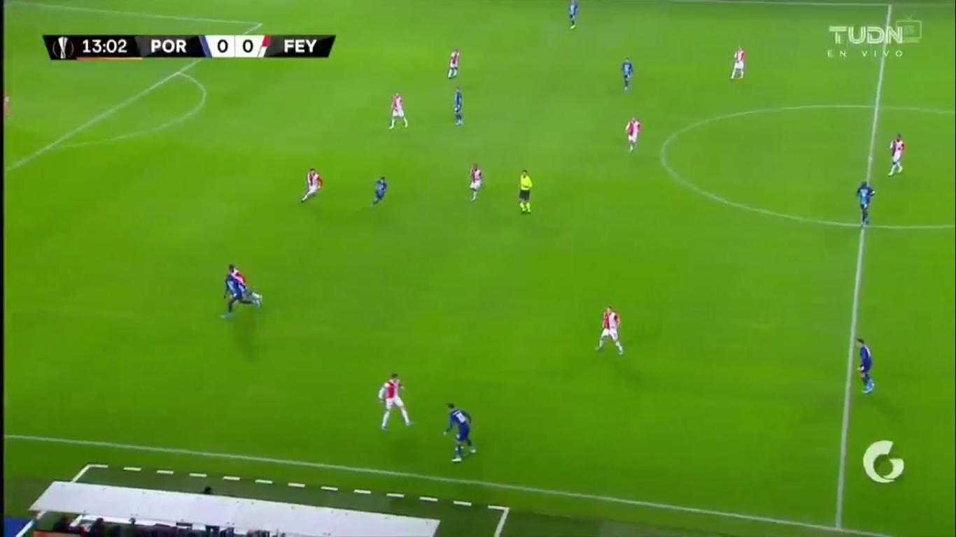 12-12-2019 - FC Porto 3-2 Feyenoord (EUROPA LEAGUE)