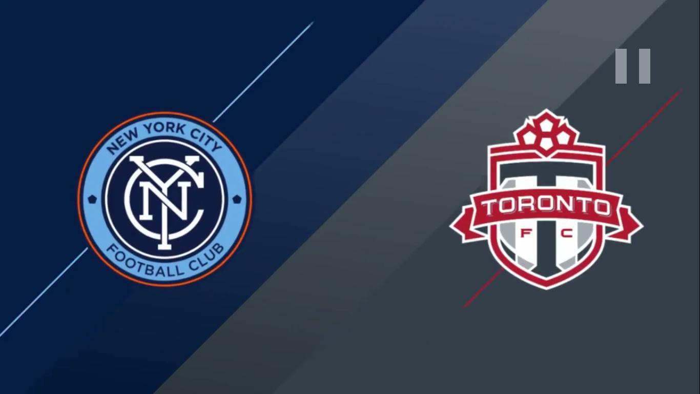12-09-2019 - New York City FC 1-1 Toronto FC