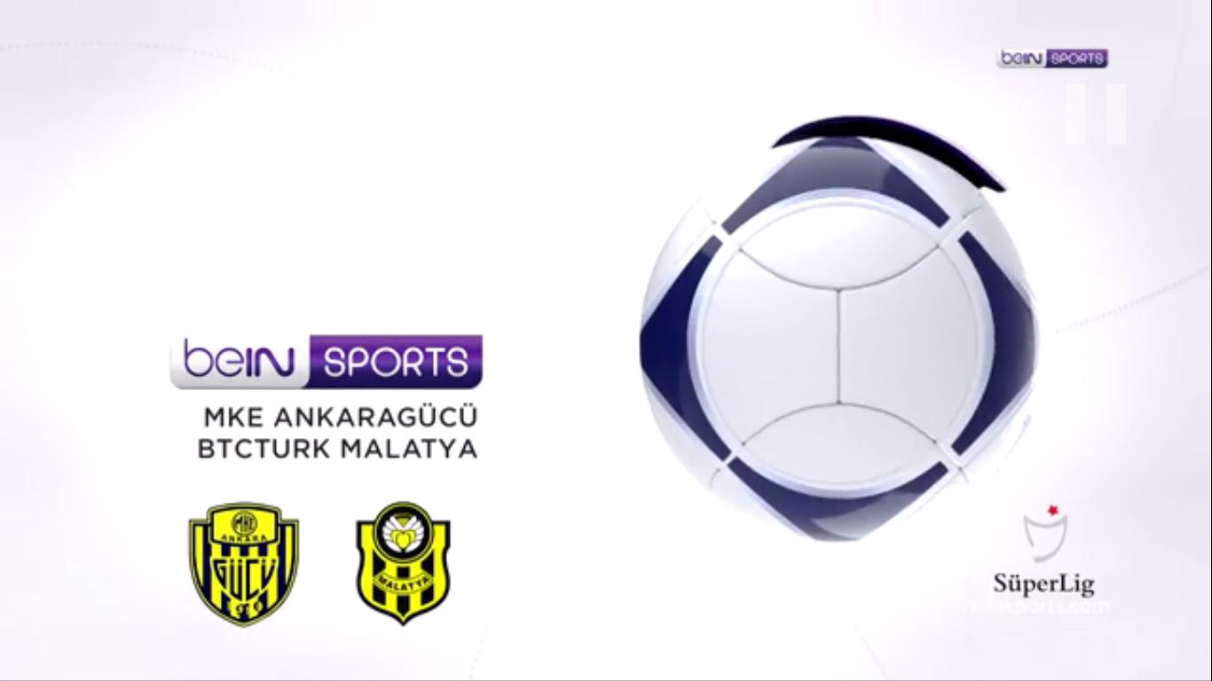 15-09-2019 - Ankaragucu 0-4 Yeni Malatyaspor
