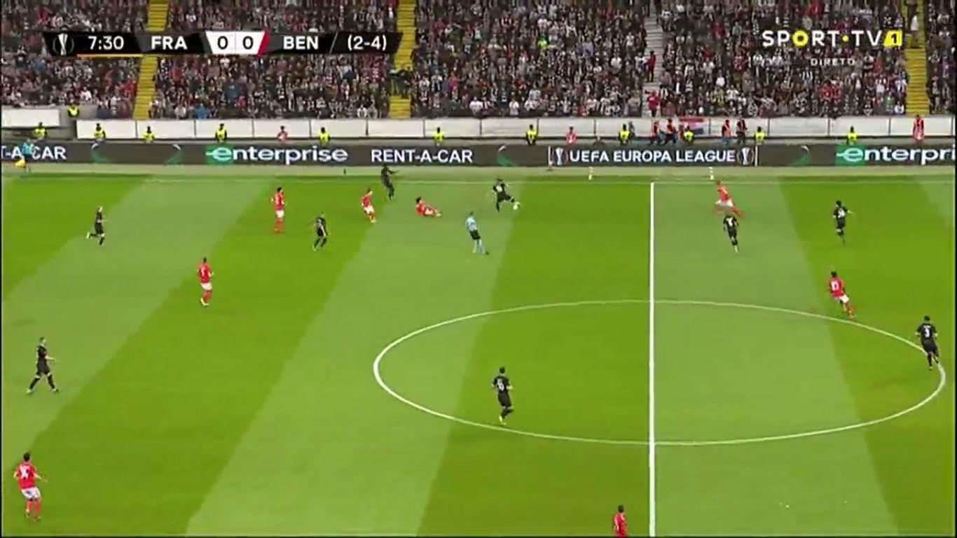18-04-2019 - Eintracht Frankfurt 2-0 Benfica (EUROPA LEAGUE)