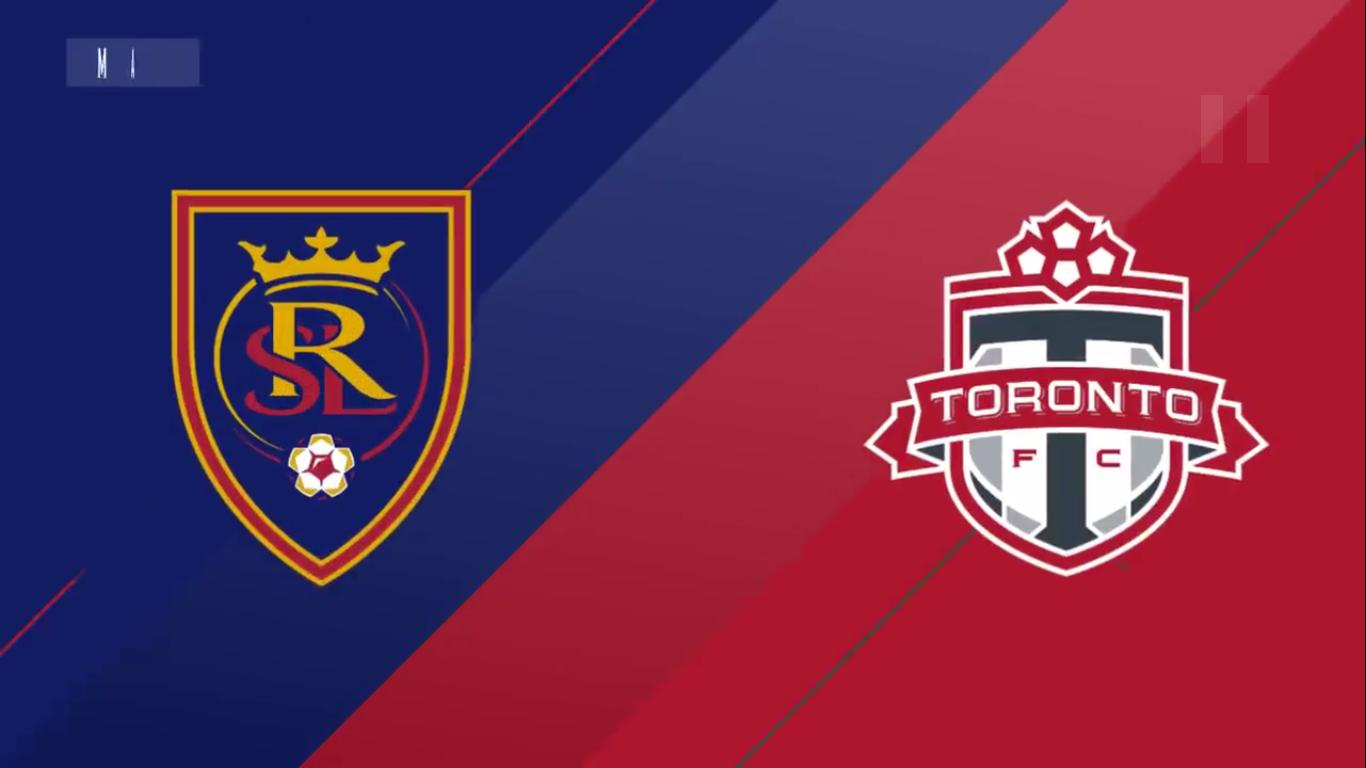 19-05-2019 - Real Salt Lake 3-0 Toronto FC