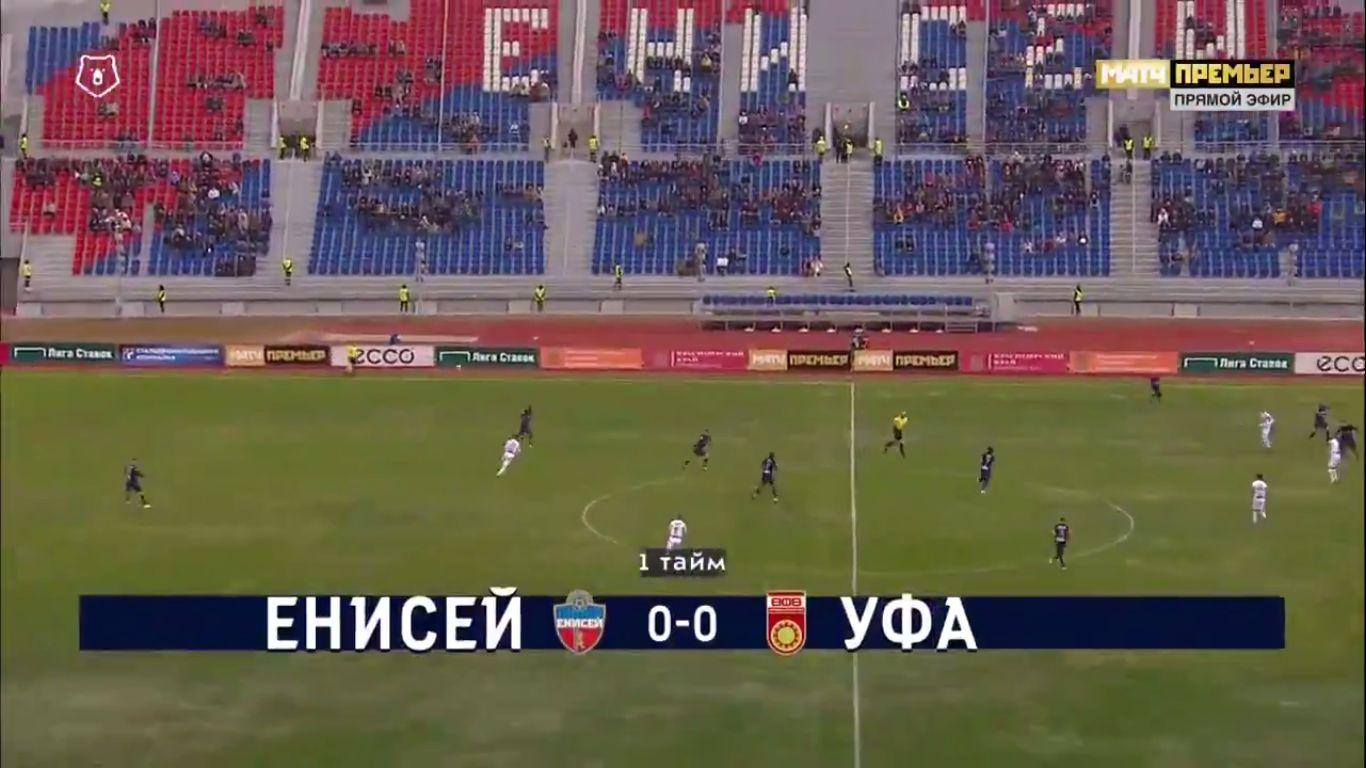 13-04-2019 - Yenisey Krasnoyarsk 0-0 FC Ufa