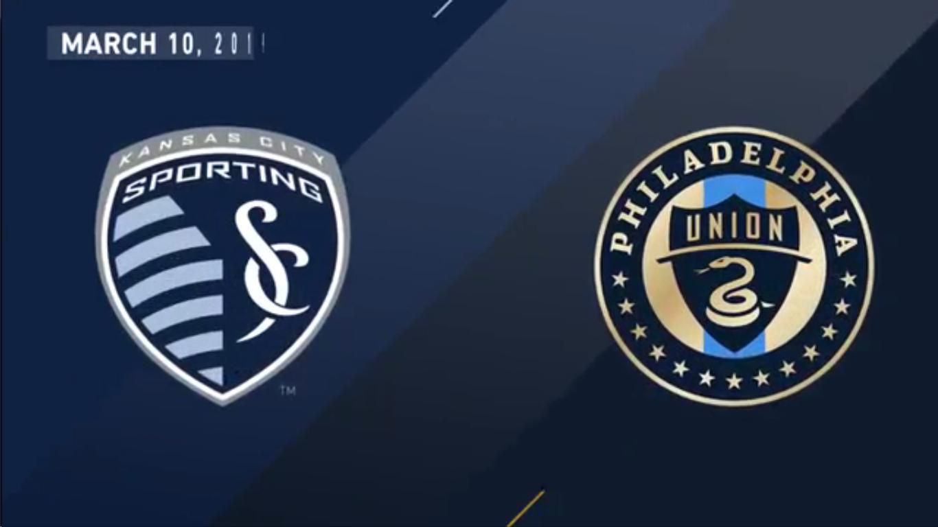11-03-2019 - Sporting Kansas City 2-0 Philadelphia Union