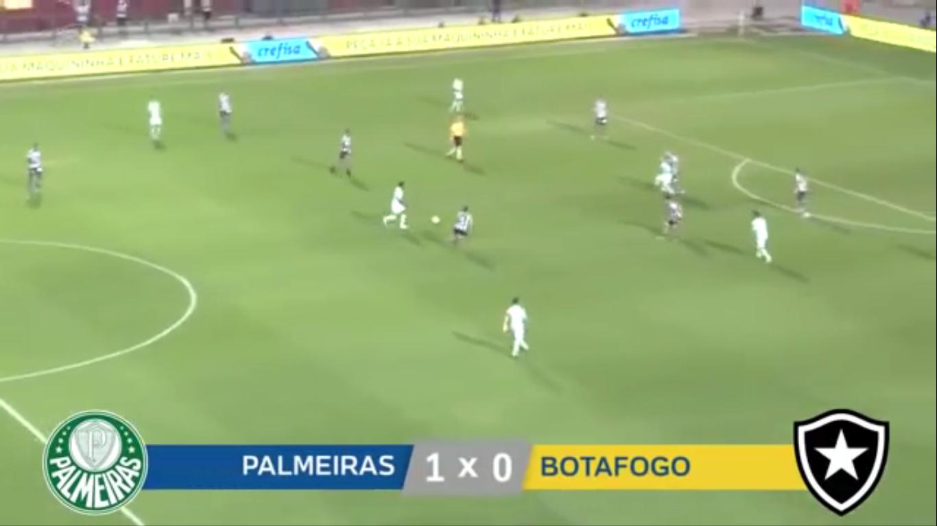 13-10-2019 - Palmeiras 1-0 Botafogo FR RJ
