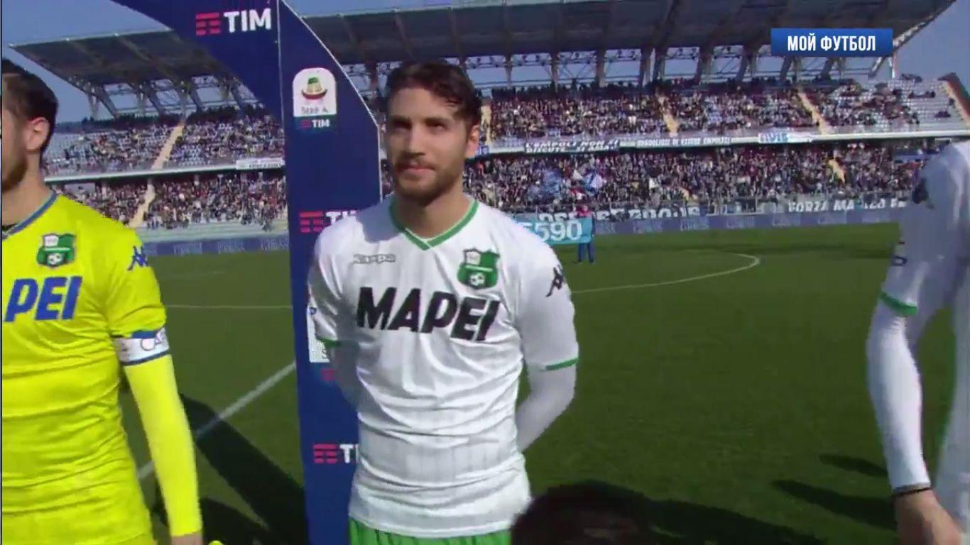 17-02-2019 - Empoli 3-0 Sassuolo