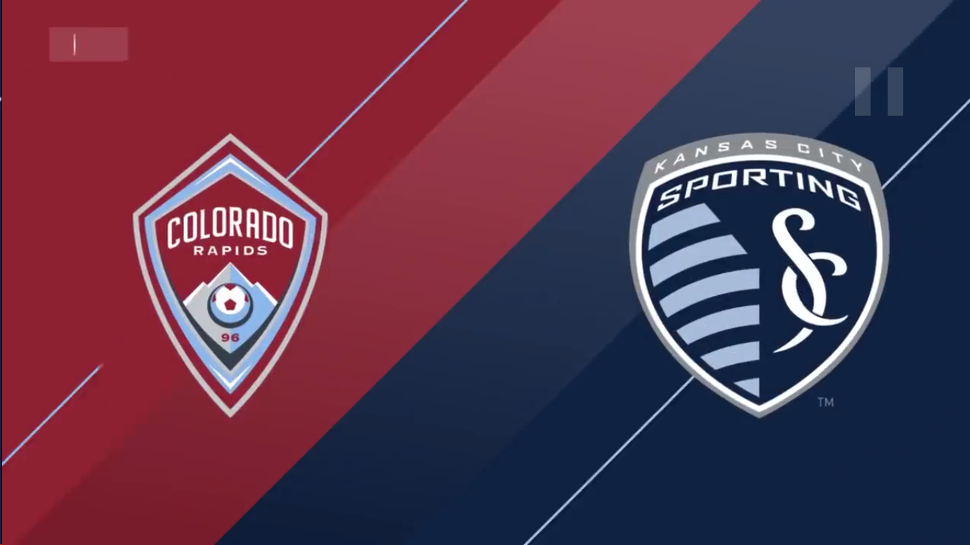 18-03-2019 - Colorado Rapids 1-1 Sporting Kansas City