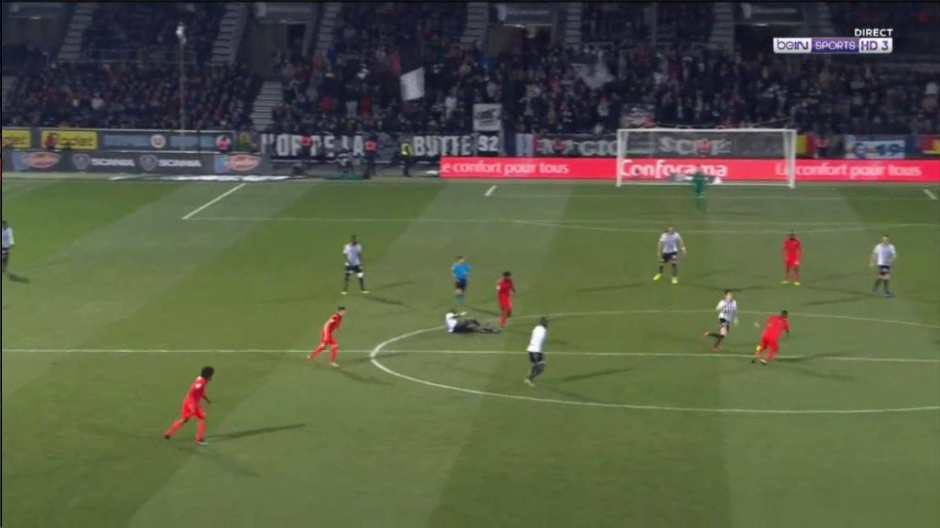 16-02-2019 - Angers 3-0 Nice