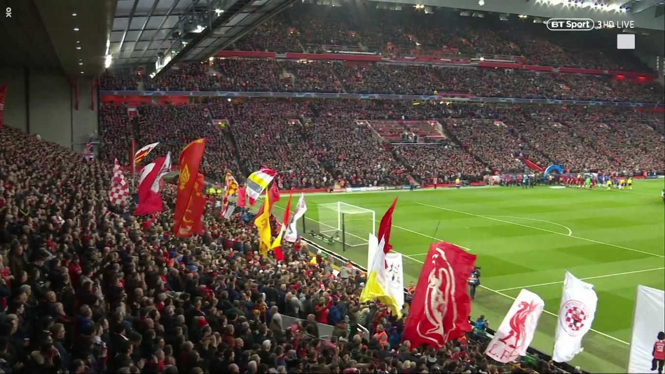09-04-2019 - Liverpool 2-0 FC Porto (CHAMPIONS LEAGUE)