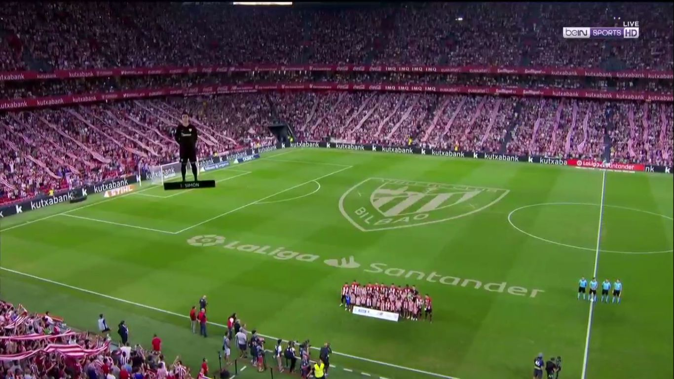 16-08-2019 - Athletic Bilbao 1-0 Barcelona