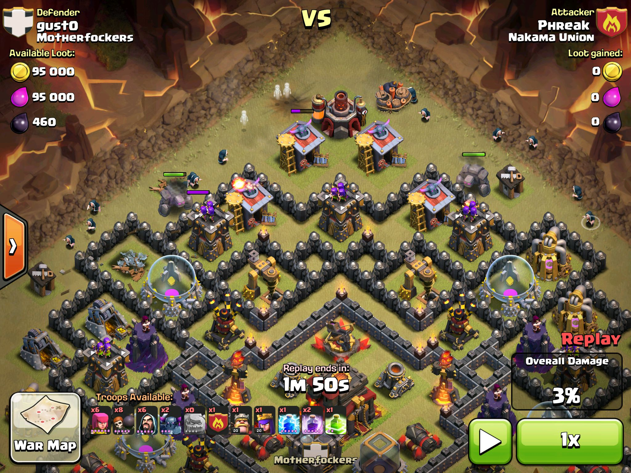 Thread phreak s guide to gowipe how to 2 star th 10s as a th 9