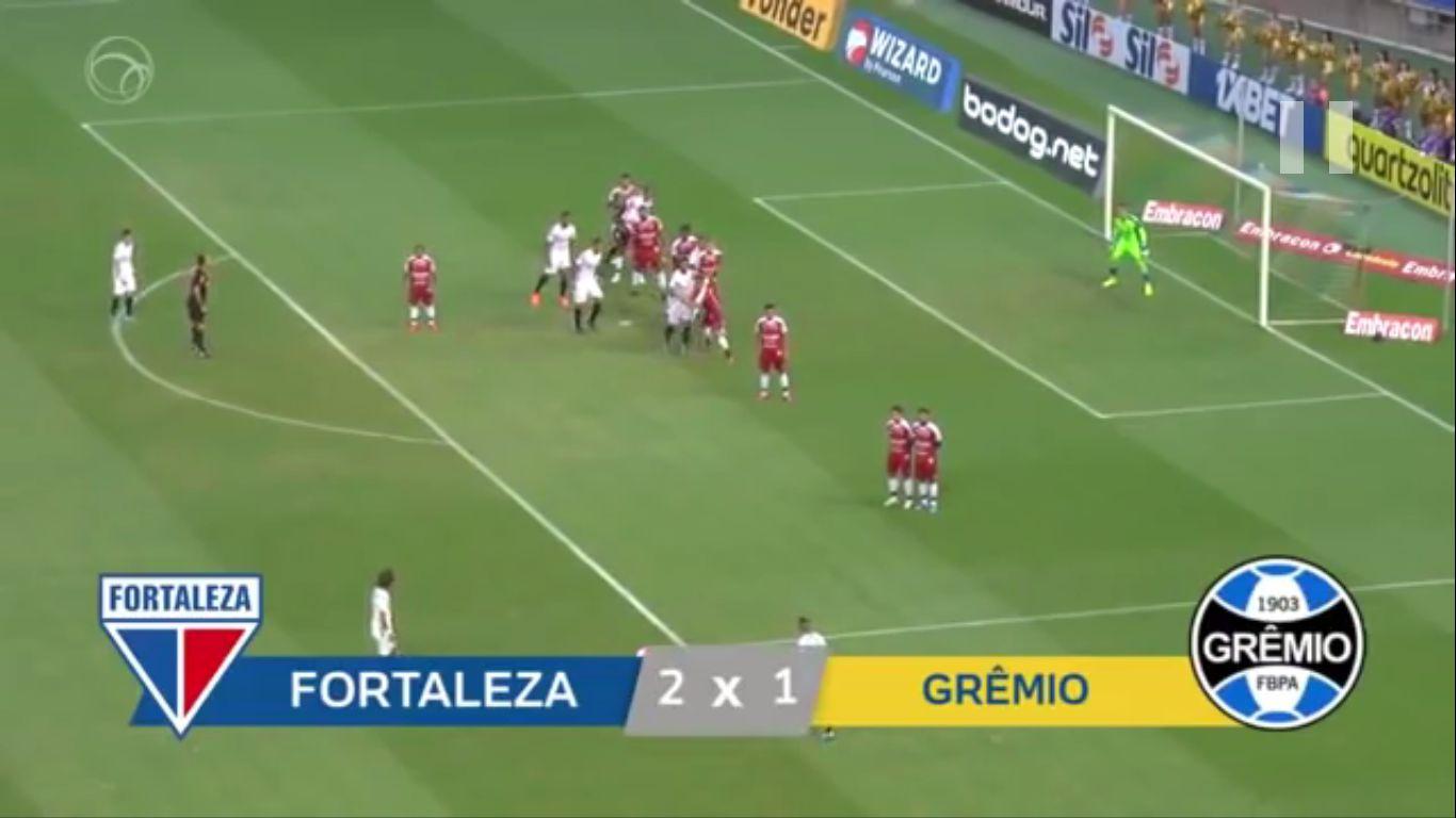 20-10-2019 - Fortaleza EC CE 2-1 Gremio