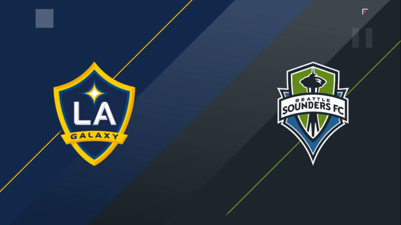 18-08-2019 - Los Angeles Galaxy 2-2 Seattle Sounders FC