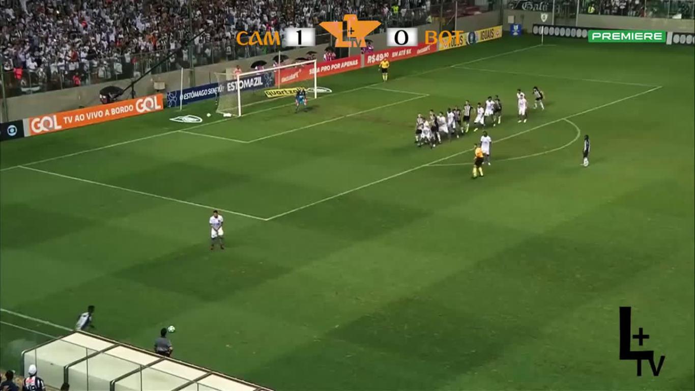 02-12-2018 - Atletico MG 1-0 Botafogo RJ