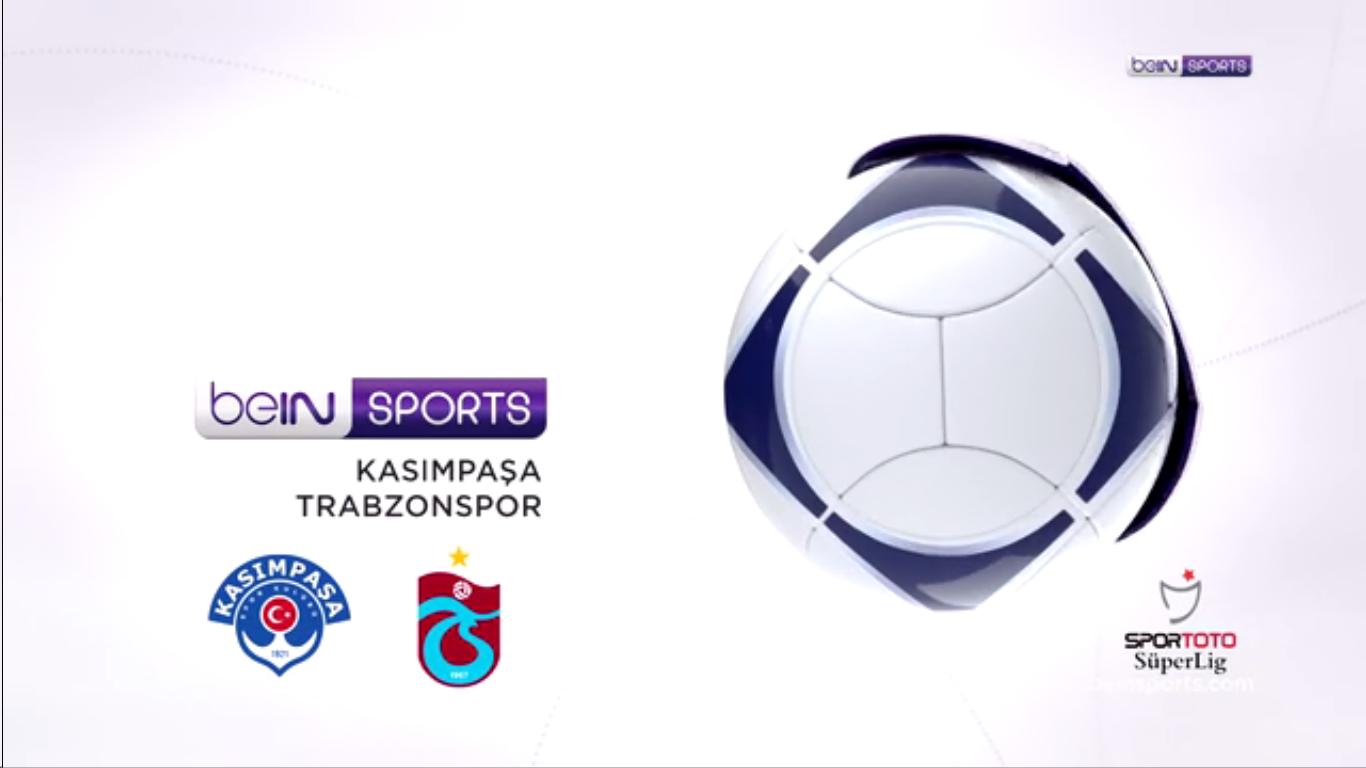 04-03-2019 - Kasimpasa 2-2 Trabzonspor