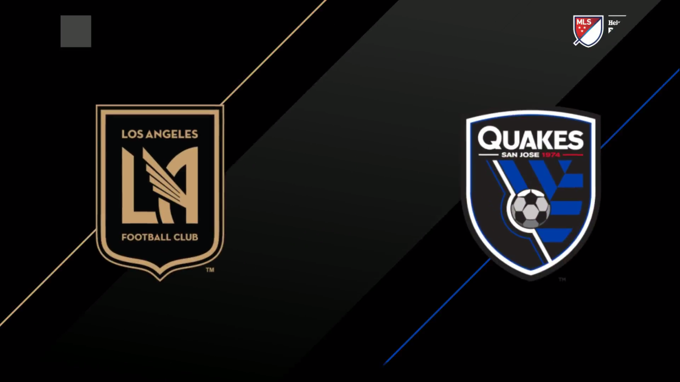 22-08-2019 - Los Angeles FC 4-0 San Jose Earthquakes