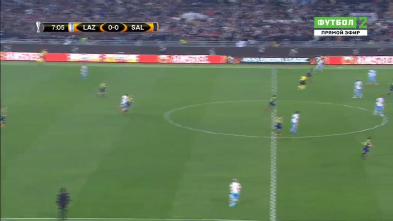 05-04-2018 - Lazio 4-2 Salzburg (EUROPA LEAGUE)