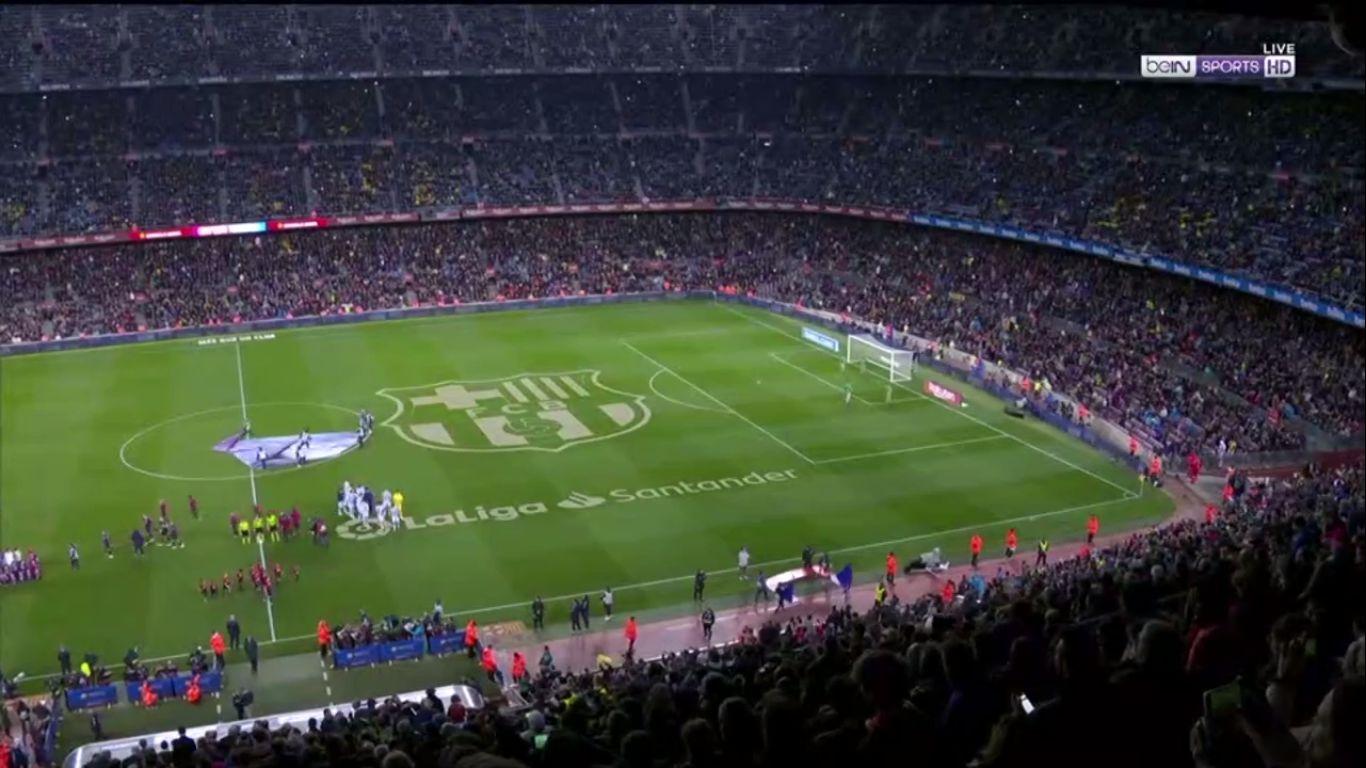 20-04-2019 - Barcelona 2-1 Real Sociedad