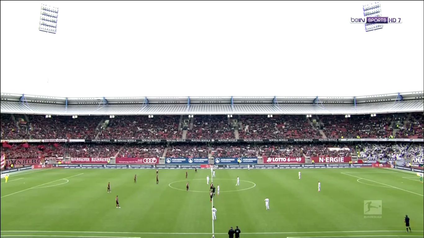 11-05-2019 - 1. FC Nurnberg 0-4 Borussia Monchengladbach