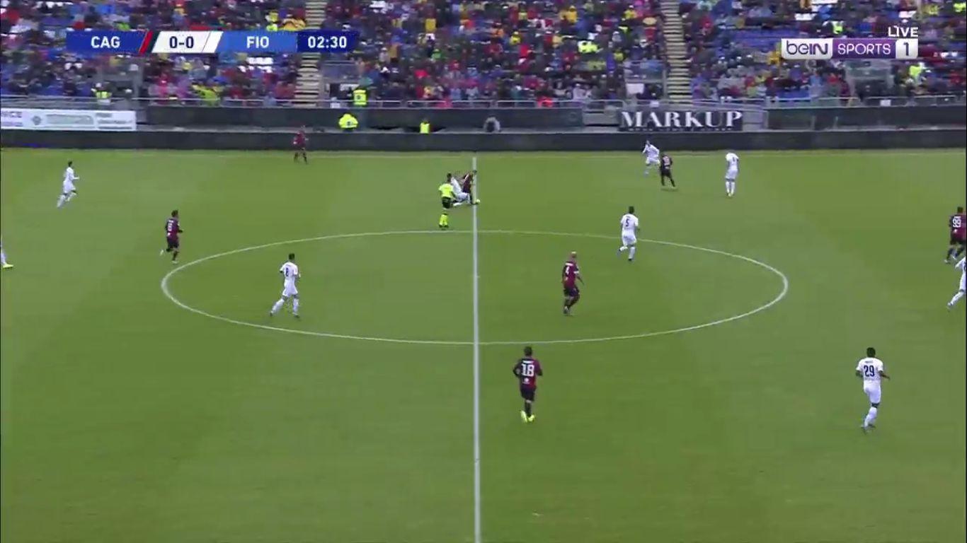 10-11-2019 - Cagliari 5-2 Fiorentina