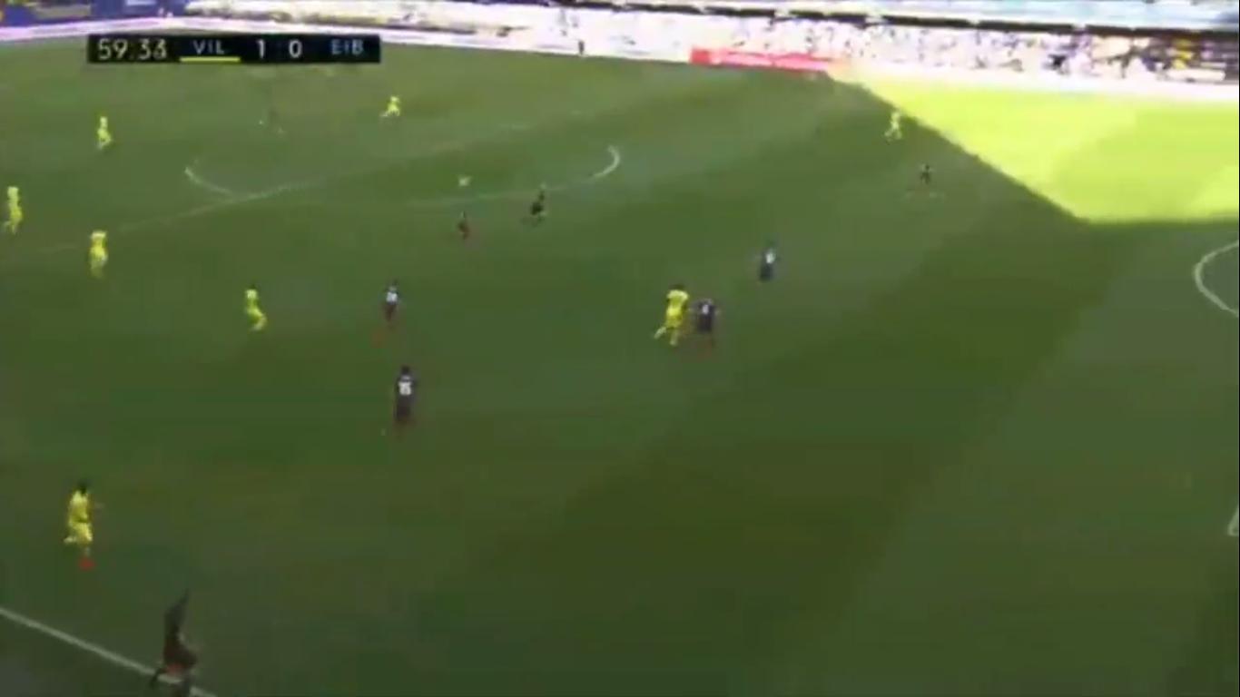 12-05-2019 - Villarreal 1-0 Eibar
