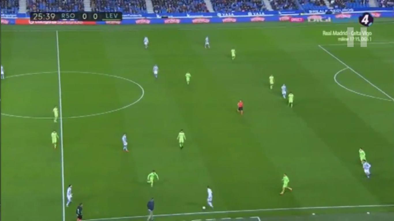 15-03-2019 - Real Sociedad 1-1 Levante