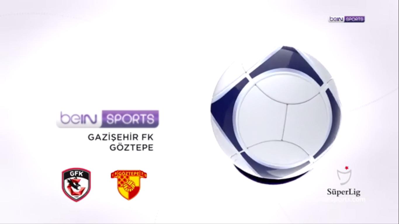 30-09-2019 - Gazisehir Gaziantep FK 1-1 Goztepe