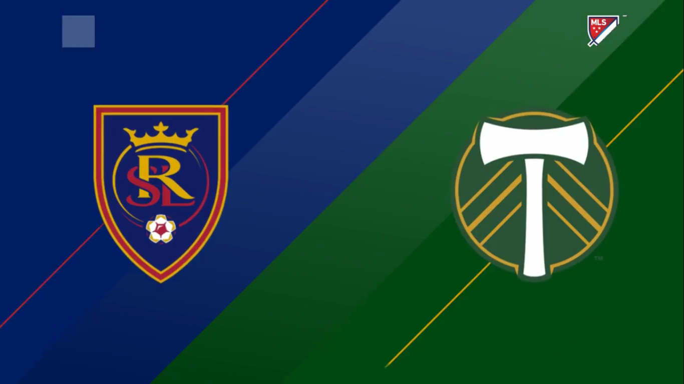 20-10-2019 - Real Salt Lake 2-1 Portland Timbers