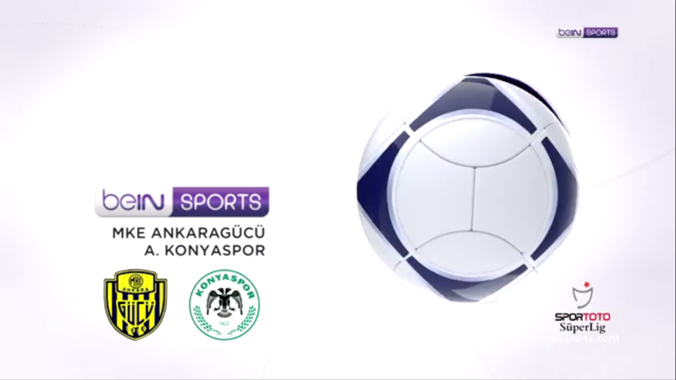 21-04-2019 - Ankaragucu 0-0 Konyaspor