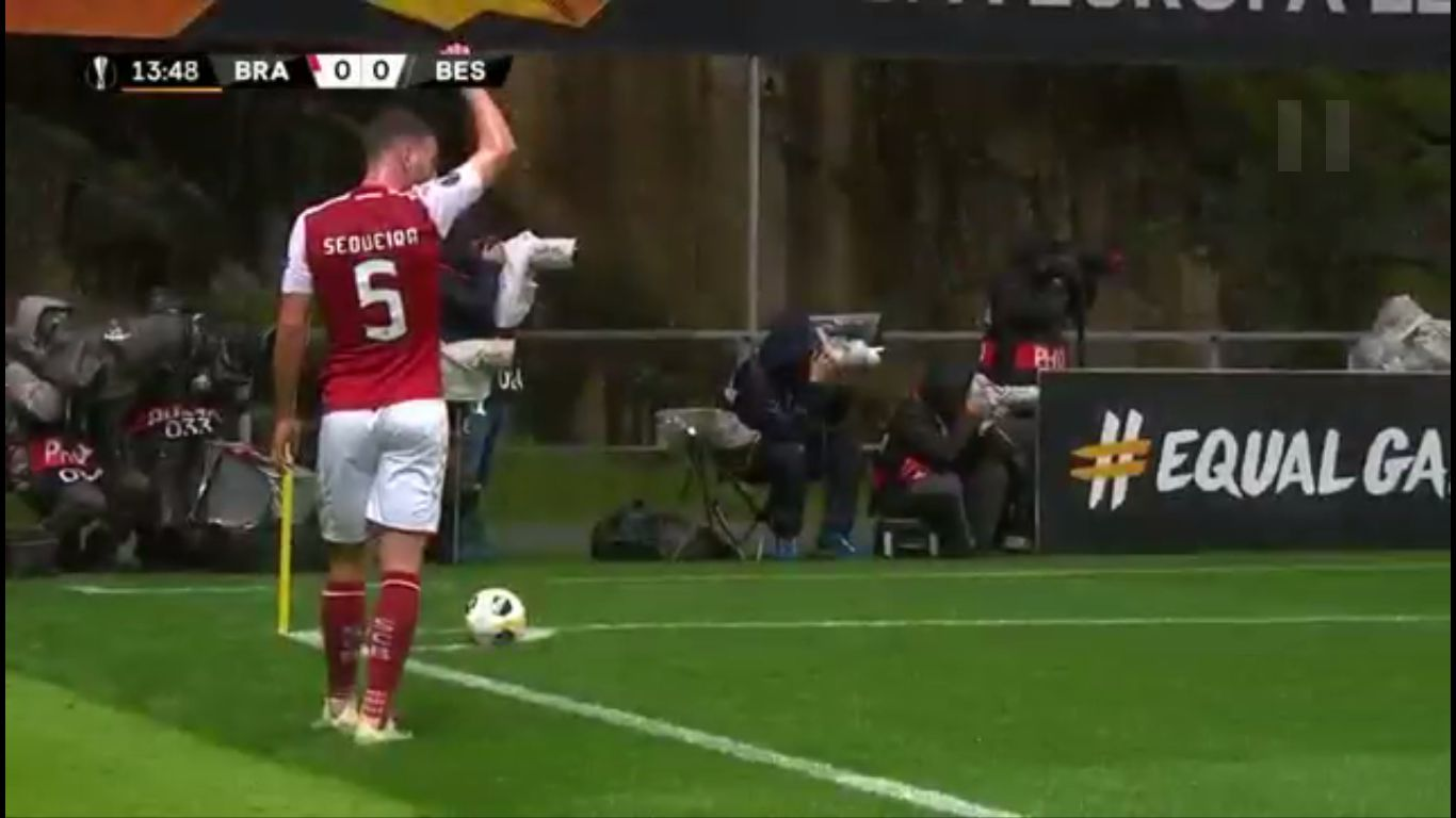 07-11-2019 - SC Braga 3-1 Besiktas (EUROPA LEAGUE)