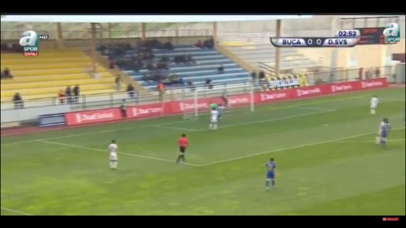 Bucaspor 1-0 Sivasspor (ZIRAAT CUP)