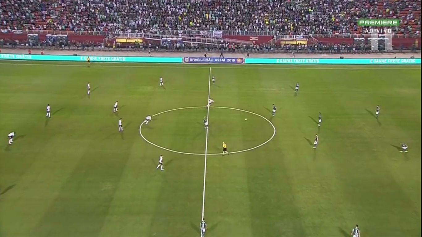 10-11-2019 - Palmeiras 1-1 SC Corinthians SP