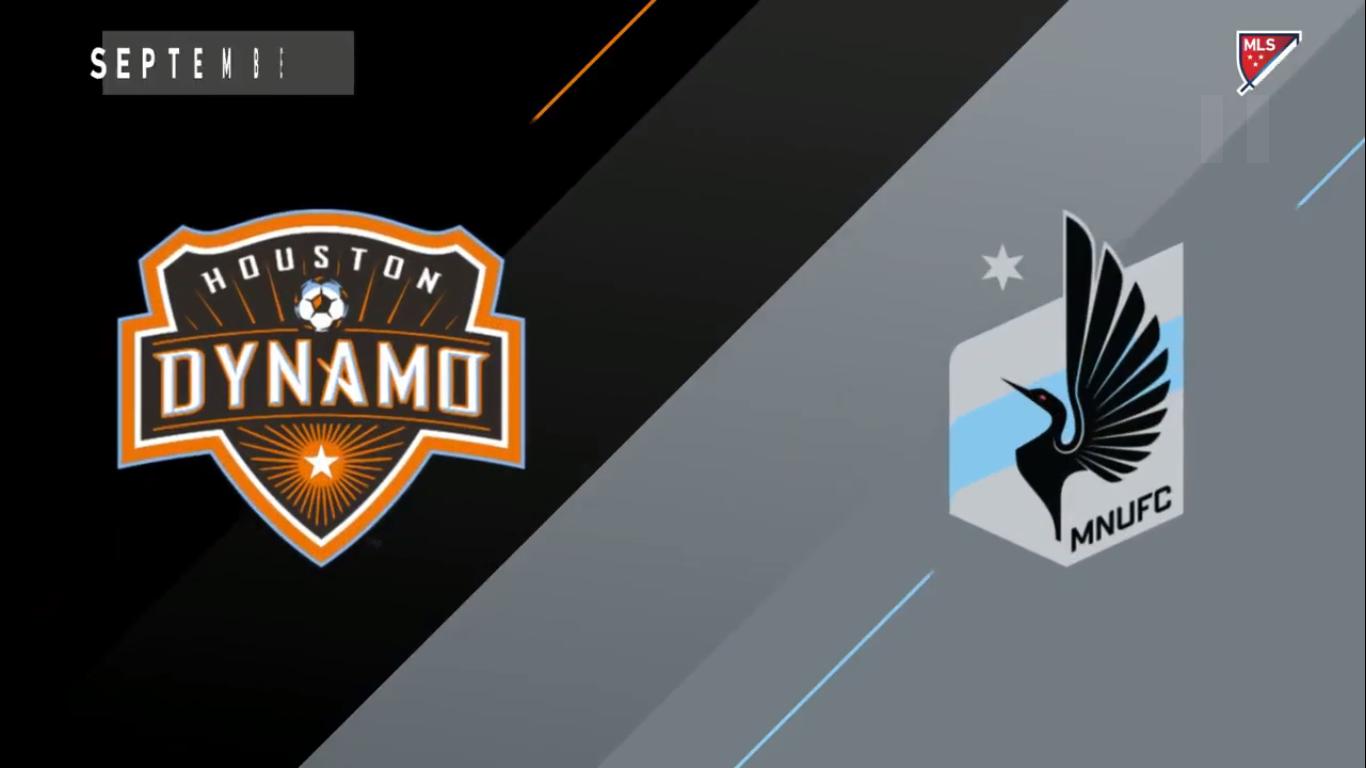 12-09-2019 - Houston Dynamo 2-0 Minnesota United
