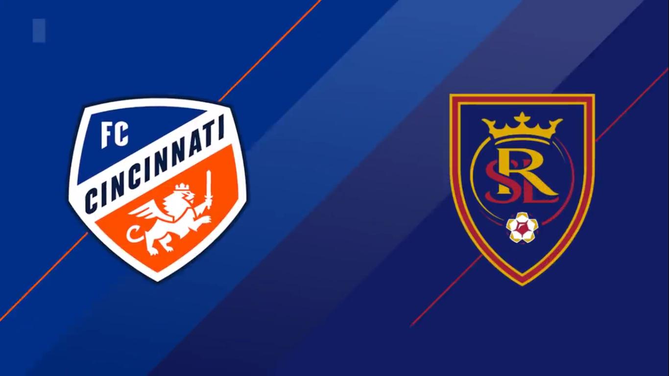 20-04-2019 - FC Cincinnati 0-3 Real Salt Lake