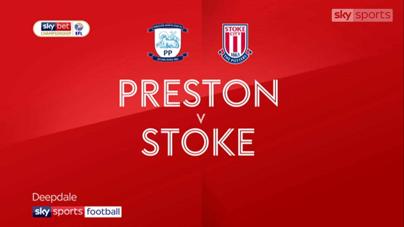 21-08-2019 - Preston North End 3-1 Stoke City (CHAMPIONSHIP)