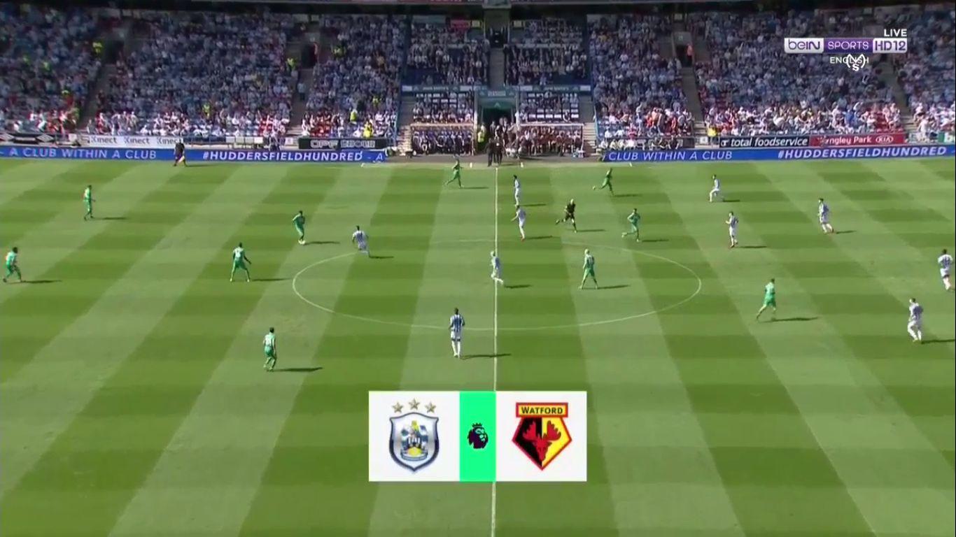 20-04-2019 - Huddersfield Town 1-2 Watford
