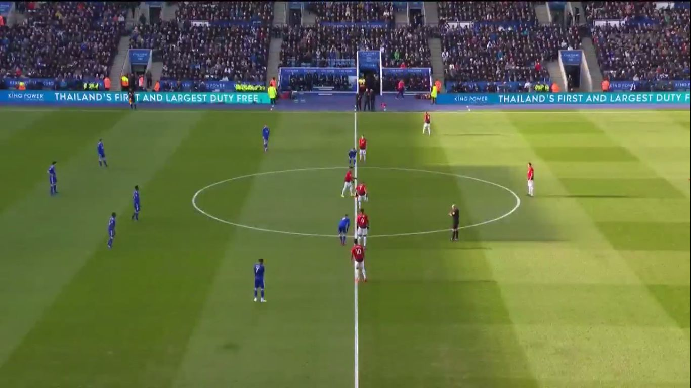03-02-2019 - Leicester City 0-1 Manchester United