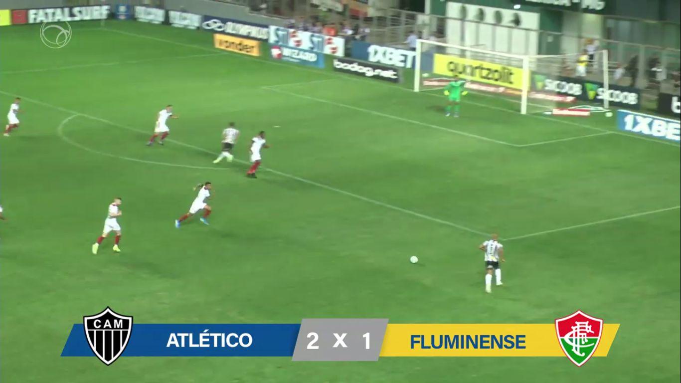 12-08-2019 - Atletico Mineiro MG 2-1 Fluminense FC RJ