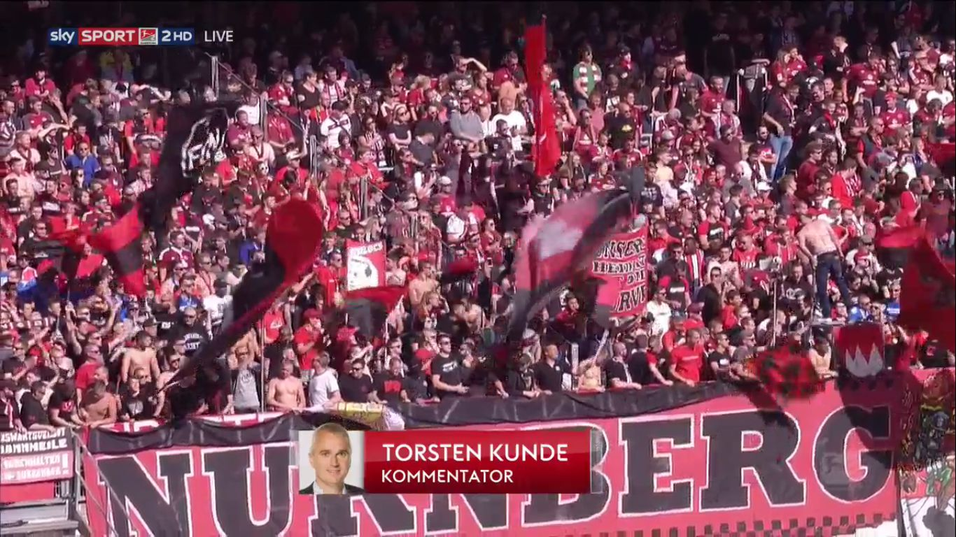 21-09-2019 - 1. FC Nurnberg 1-1 Karlsruher SC (2. BUNDESLIGA)