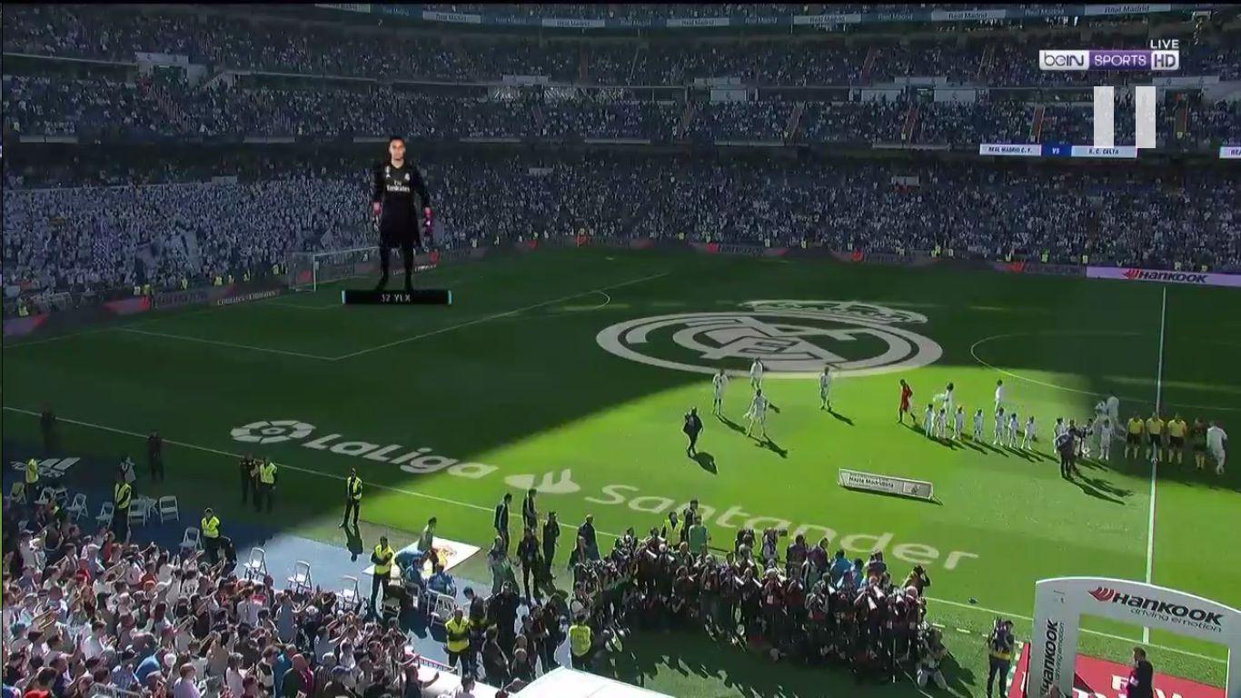 16-03-2019 - Real Madrid 2-0 Celta Vigo