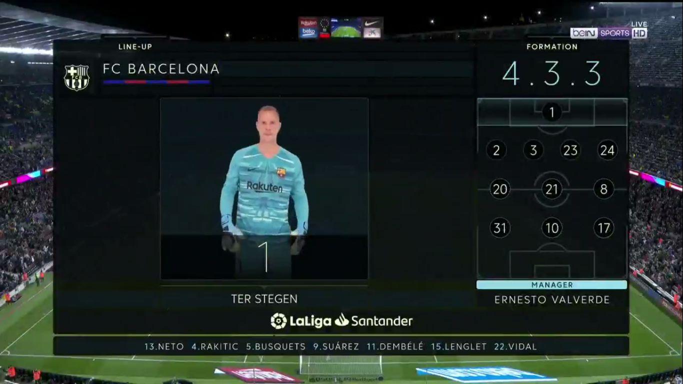 09-11-2019 - Barcelona 4-1 Celta Vigo