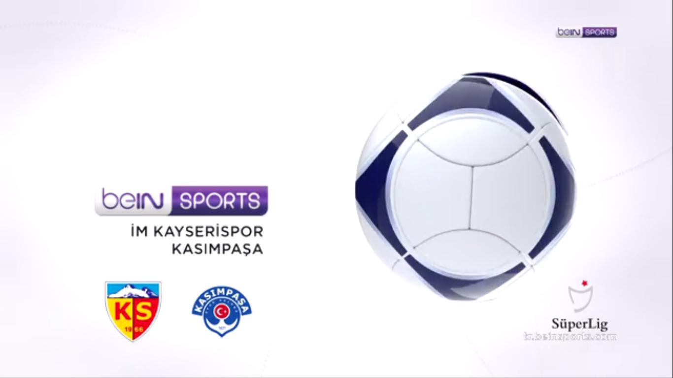 20-10-2019 - Kayserispor 1-1 Kasimpasa