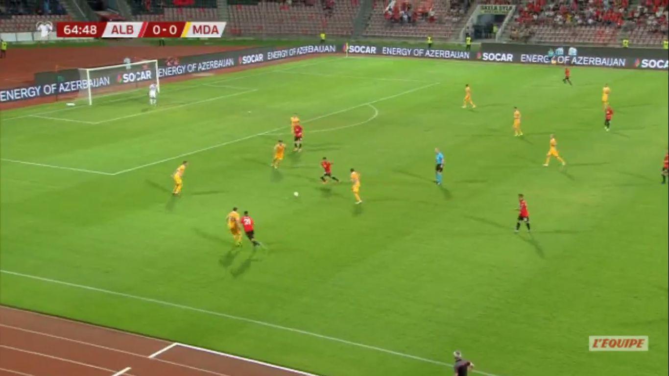 11-06-2019 - Albania 2-0 Moldova (EURO QUALIF.)